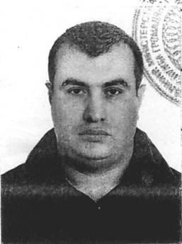 """Второй вероятный участник покушения на """"Анисима"""" Артур Васоян"""