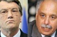 Ющенко считает перспективным сотрудничество с Ливией