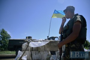 СНБО: силы АТО завершают окружение Луганска (карта)