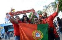 У Львові побилися фани після матчу Росія-Чехія