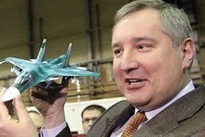 Россия ответит на санкции США, - Рогозин
