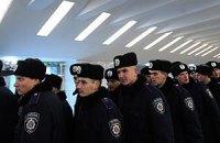 В Киев везут 40 автобусов харьковских курсантов внутренних войск