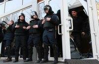 Турчинов анонсировал обновление милиции на востоке
