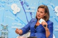 Нуланд призвала союзников в борьбе против ИГИЛ не забывать об Украине