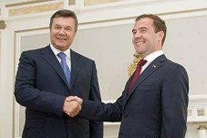 Янукович посетит Россию 24 сентября