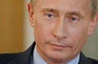 Путин поздравил Тимошенко с независимостью