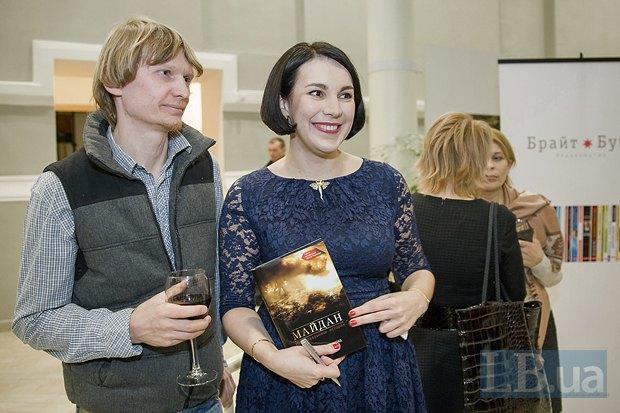 Фотокор LB.ua Макс Левин и Соня Кошкина