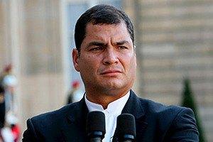 Эквадор признает новую власть в Украине лишь после выборов