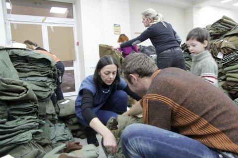 Волонтери і армія мають найбільшу довіру населення