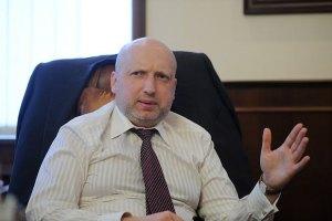 Турчинов: вопрос о едином списке не снят с повестки дня