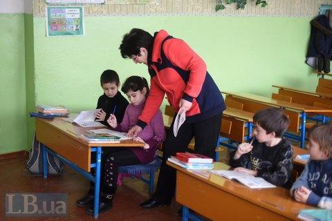 Рада впервом чтении приняла законодательный проект о12-летней школе