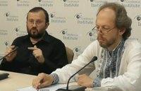 Онлайн-інтерв'ю з протоієреєм Георгієм Коваленком та архімандритом Кирилом (Говоруном)