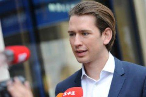 Результат визита Курца: Австрийская Республика выделит 2млневро помощи Донбассу