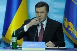 Из рациона Януковича исключили салаты и бульоны
