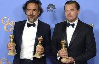 """Золотые глобусы: """"Легенда Хью Гласса"""" и """"Марсианин"""" названы лучшими фильмами"""
