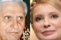 Папа Римский пригласил Тимошенко в Ватикан