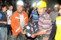 В Турции в результате аварии на шахте погибли более 15 горняков