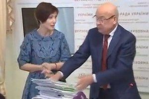 Бондаренко и Москаль поссорились на заседании ВСК по расследованию убийств евромайдановцев (обновлено)