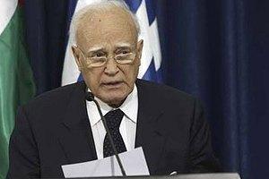 Президент Греції розпустив парламент