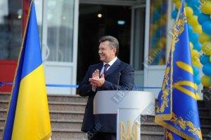 Янукович и президент Таджикистана поговорили о возможностях