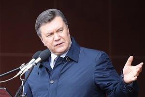 Янукович велел Пшонке проверить избинение Тимошенко