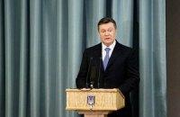 Янукович уверен, что дружеские отношения между Украиной и Бельгией будут укрепляться и развиваться