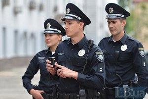В Киеве презентовали новую форму для полиции