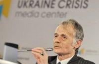 Джемилев и Фюле договорились провести в Европе форум по правам крымских татар