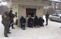 В Харькове задержали вооруженных грабителей, отобравших у мужчины сумку с 1 млн гривен