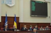 Киев разорвал побратимство с Москвой и Санкт-Петербургом