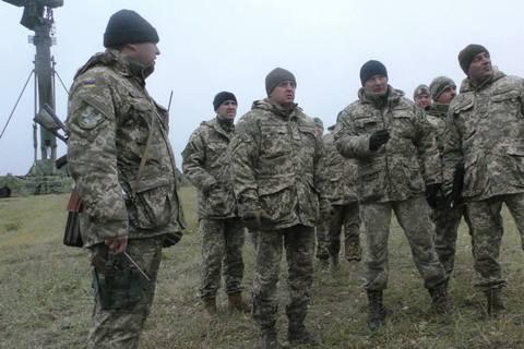 ВСУ испытывают новые украинские разработки средств ПВО