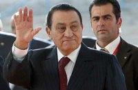 Хосни Мубарака освободили из тюрьмы