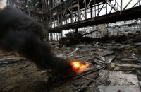Из Донецкого аэропорта вывезли трех погибших и 20 раненых бойцов