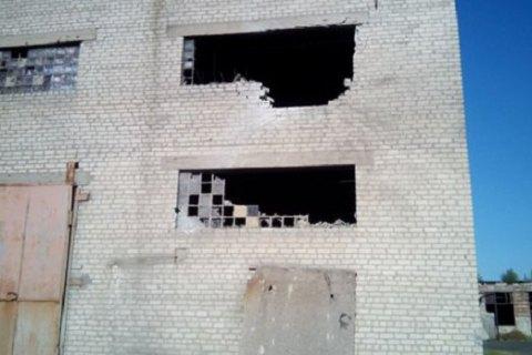 Боевики сутра обстреливают Торецк изминометов