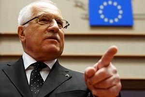 Чеський президент теж відмовився їхати в Україну