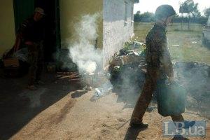 Бои за Иловайск продолжаются уже неделю