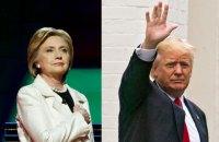 Трамп и Клинтон вплотную приблизились к выдвижению в президенты США