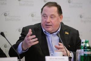 Мельник принес Геращенко розы и извинения