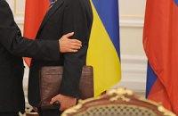 Путин и Азаров документов о газе не подписывали