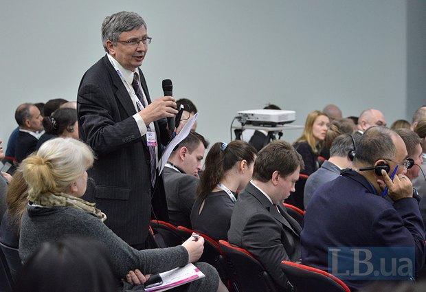<em>Игорь Шумило</em>, єкс-директор генерального экономического департамента НБУ