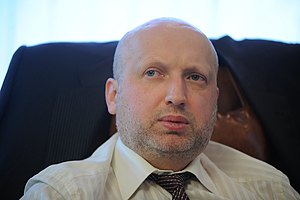 Турчинов розповів, чому взяв у радники Слюсарчука