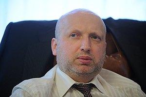 Турчинову отказали посетить Тимошенко из-за отсутствия у него статуса защитника