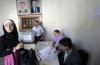 У Сирії завершилися вибори до парламенту