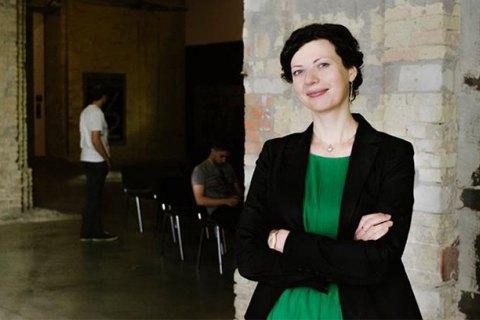 Олеся Островська-Люта вступає на посаду директора Мистецького Арсеналу
