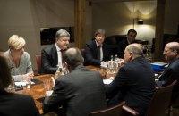 Президент ЕБРР заверил Порошенко в дальнейшей поддержке Украины