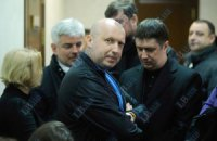 Турчинову не разрешили повидаться с Тимошенко