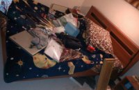 Неизвестные проникли в квартиру активиста Свободы
