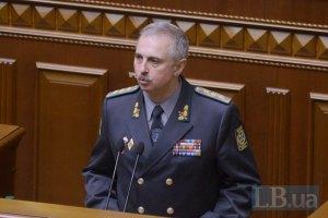Российские военные проводят маневры в километре от украинской границы, – Минобороны