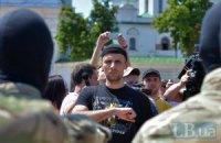 Ночью на Донбассе погиб 1 боец Нацгвардии, 9 ранены