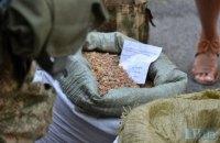 В Ровенской области изъяли еще тонну янтаря